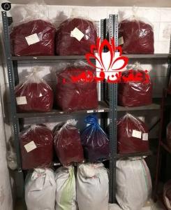 خرید زعفران در مشهد با برگه آزمایش